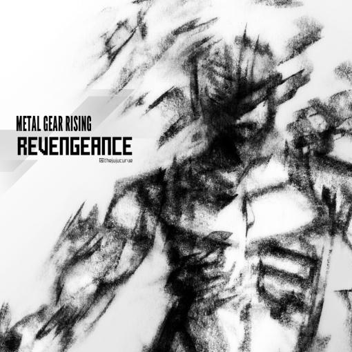 Fan Art: Raiden (Metal Gear Rising: Revengeance)
